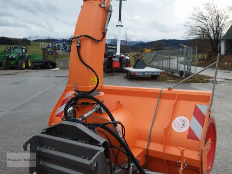 Schneefräse des Typs Westa 6570/2200, Gebrauchtmaschine in Antdorf (Bild 2)