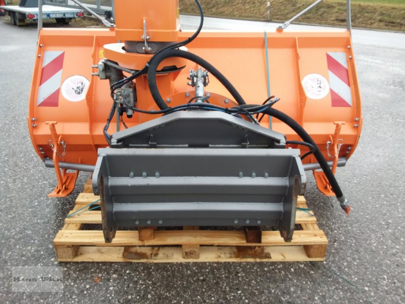 Schneefräse des Typs Westa 6570/2200, Gebrauchtmaschine in Antdorf (Bild 8)