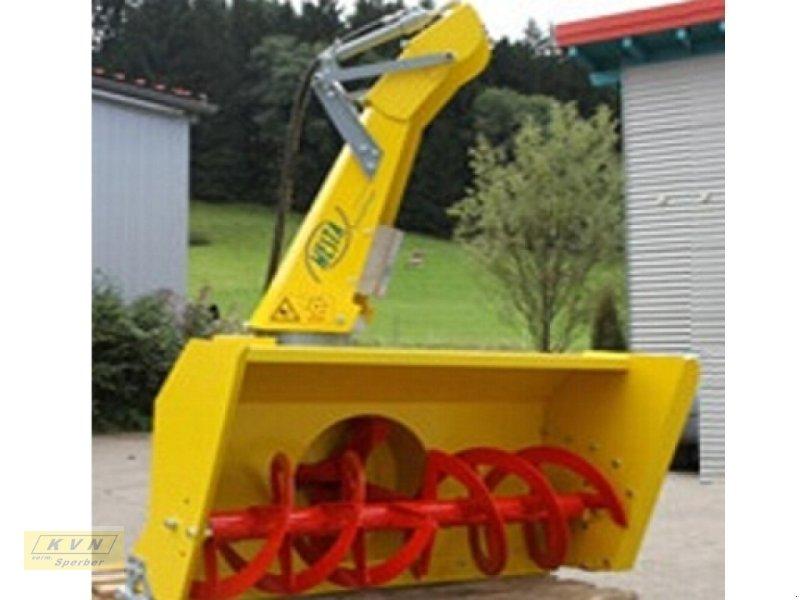 Schneefräse des Typs Westa Westa 36-L / 12, Gebrauchtmaschine in Fürth (Bild 2)