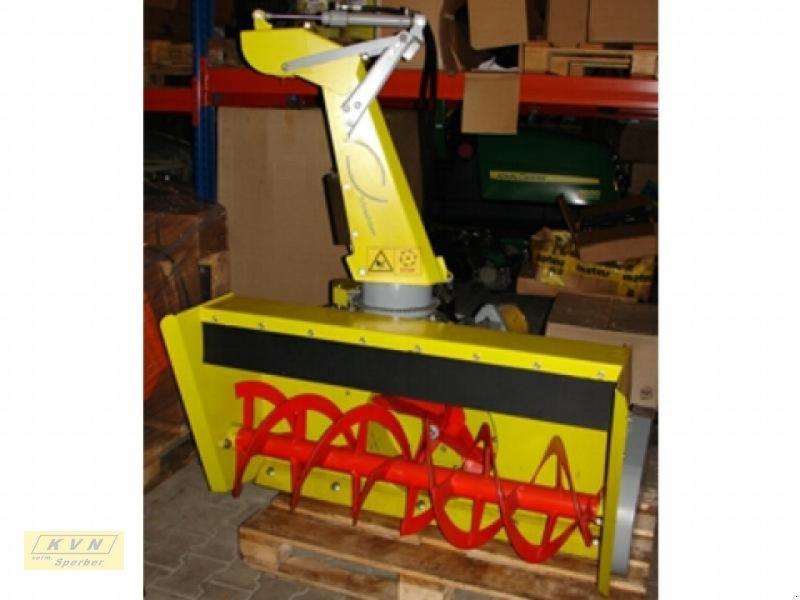 Schneefräse des Typs Westa Westa 36-L / 12, Gebrauchtmaschine in Fürth (Bild 1)