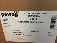 Pewag Schneekette 600/65R38 / U 231 0 / 10mm Schneekette