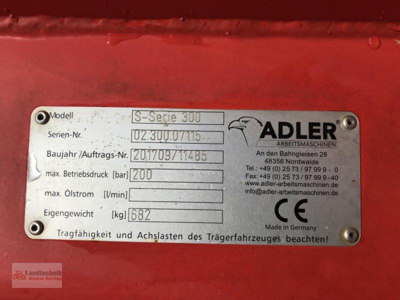 Schneepflug des Typs Adler S 300 Schnee- / Maisschild, Neumaschine in Marl (Bild 11)