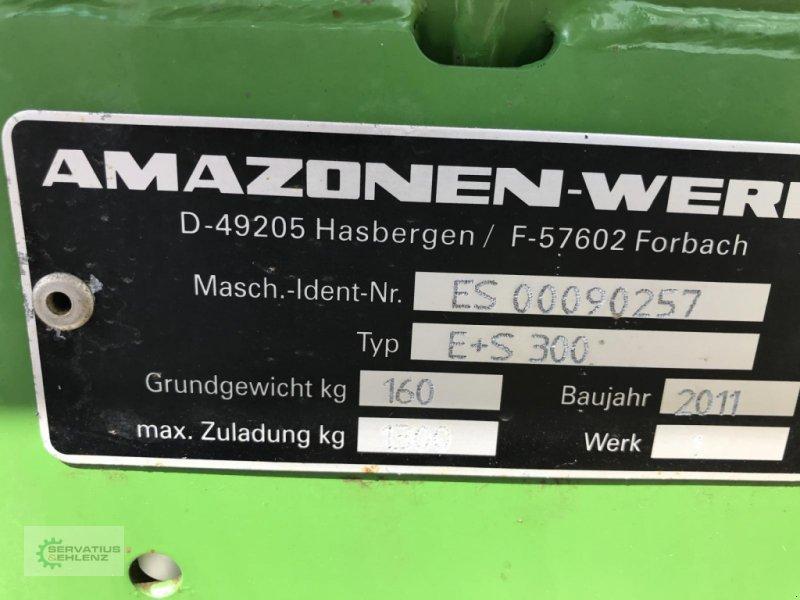 Schneepflug des Typs Amazone E+S 300 Winterdienststreuer / Salzstreuer hydraulisch, Gebrauchtmaschine in Rittersdorf (Bild 4)