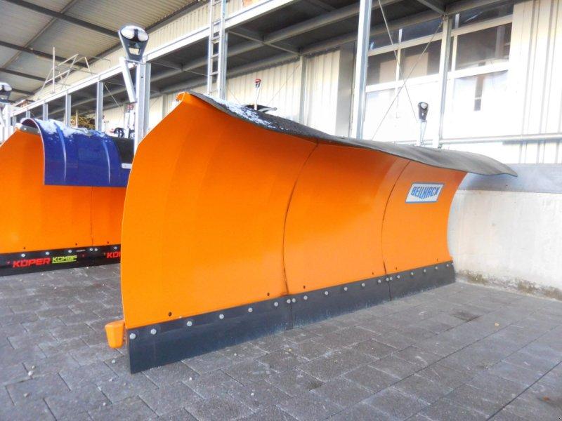 Schneepflug des Typs Beilhack PV 26-3, Neumaschine in Heimstetten (Bild 1)