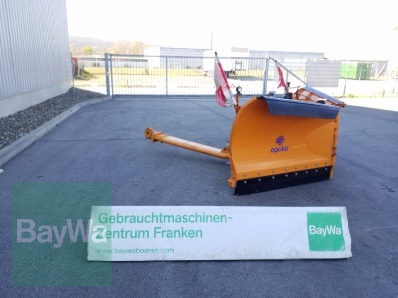 Schneepflug des Typs Epoke E-SPV 300 Vario Schneeschild, Gebrauchtmaschine in Bamberg (Bild 1)