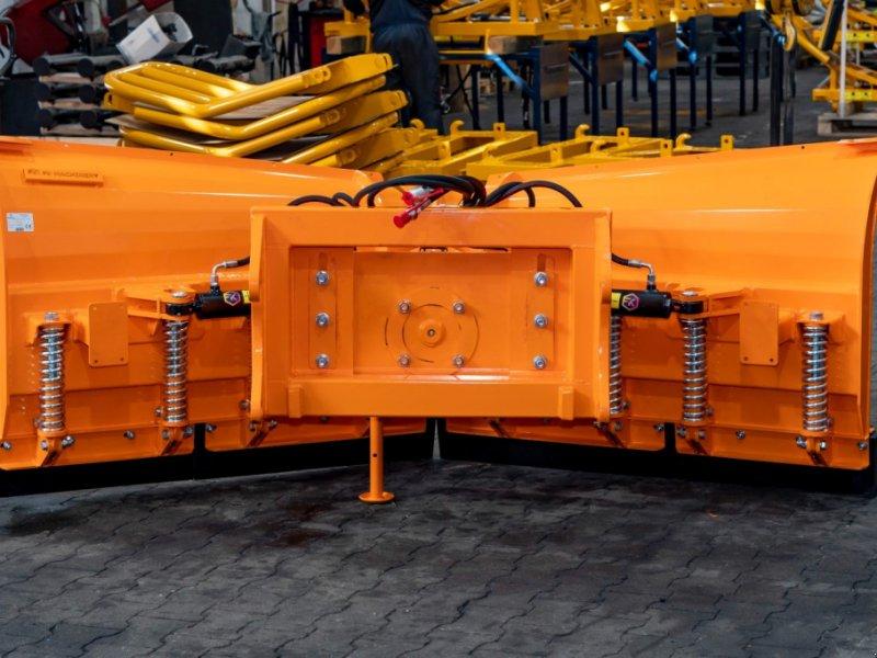 Schneepflug типа FK Machinery CPSV Standard Vario, Neumaschine в Siekierczyn (Фотография 1)