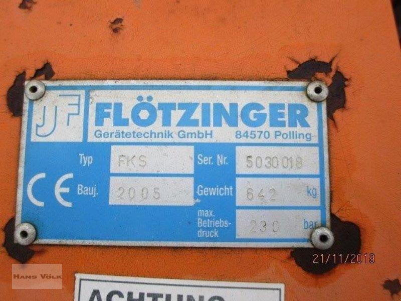 Schneepflug des Typs Flötzinger FKS 280, Gebrauchtmaschine in Soyen (Bild 2)