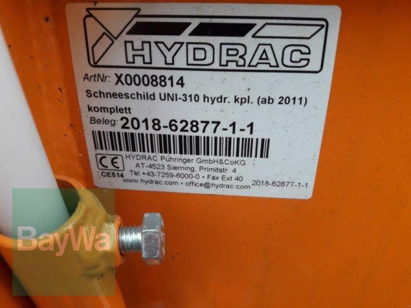 Schneepflug des Typs Hydrac HYDRAC SCHNEESCHILD UNI-310, Neumaschine in Feldkirchen (Bild 3)