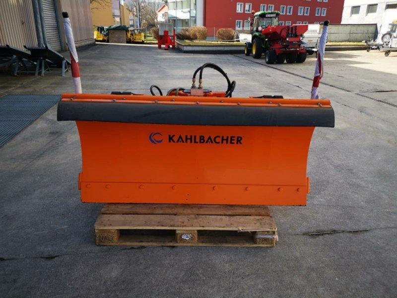 Schneepflug typu Kahlbacher SL2-140, Ausstellungsmaschine v Regensdorf (Obrázok 1)