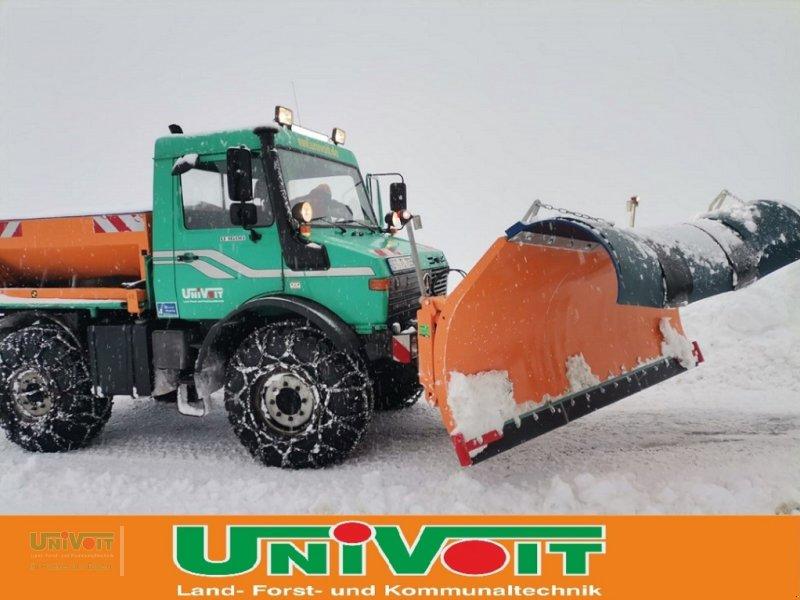 Schneepflug типа Rasco Rasco Viter Vorführer Bj. 2021 Gebirgsschneepflug für Unimog MB trac Traktor, Gebrauchtmaschine в Warmensteinach (Фотография 1)