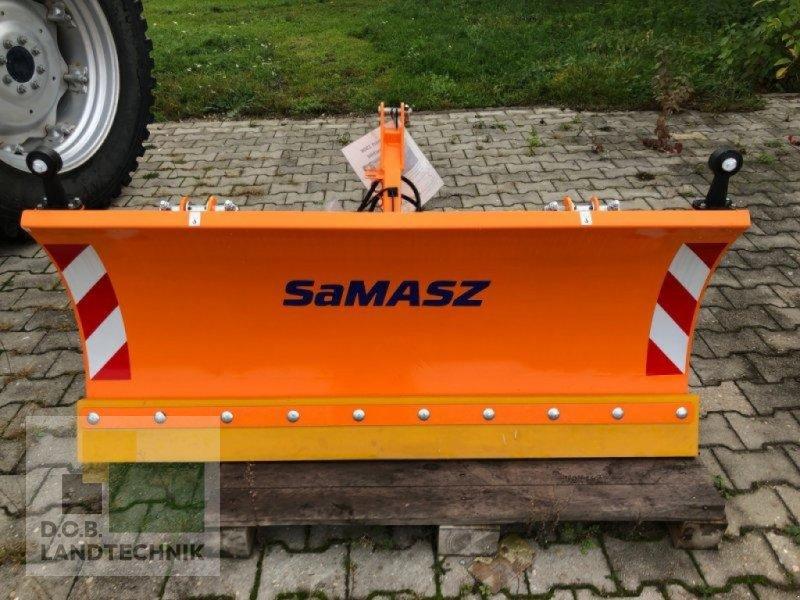 Schneepflug des Typs SaMASZ Smart 150, Neumaschine in Regensburg (Bild 1)