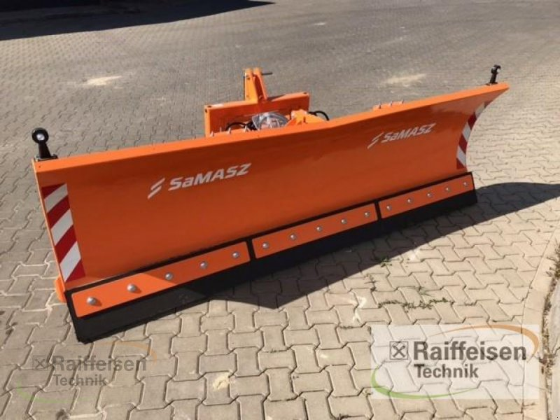Schneepflug des Typs Saphir Schneeschild Samasz, Neumaschine in Ilsede- Gadenstedt (Bild 1)