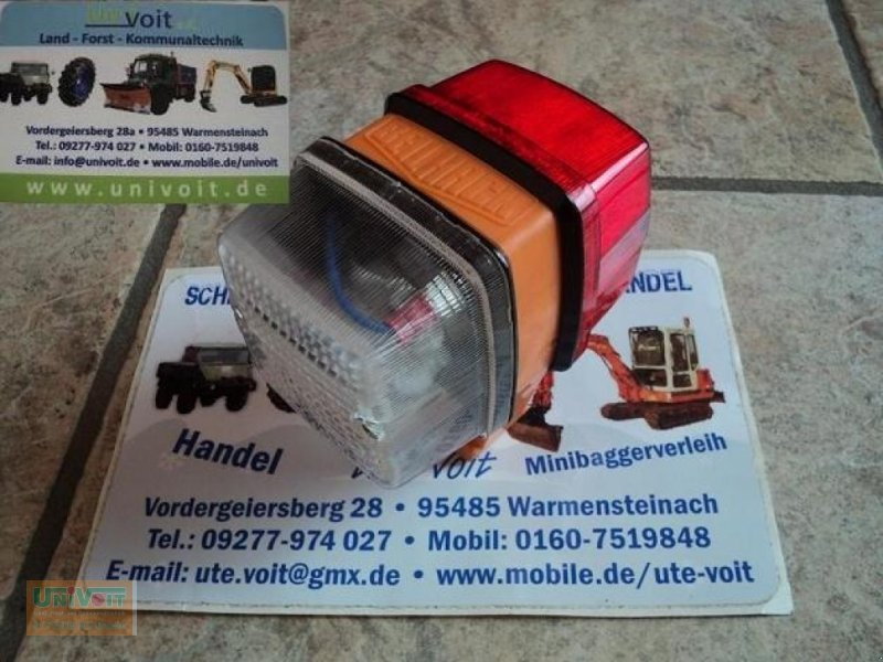 Schneepflug des Typs Schmidt Beilhack Rasco Hydrac Schneepflug Ersatzteile für Schmidt Beilhack  Rasco Hydrac Gmeiner, Neumaschine in Warmensteinach (Bild 12)