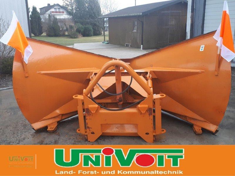 Schneepflug tip Schmidt Keilpflug K 3 für Unimog - MB trac, Gebrauchtmaschine in Warmensteinach (Poză 1)