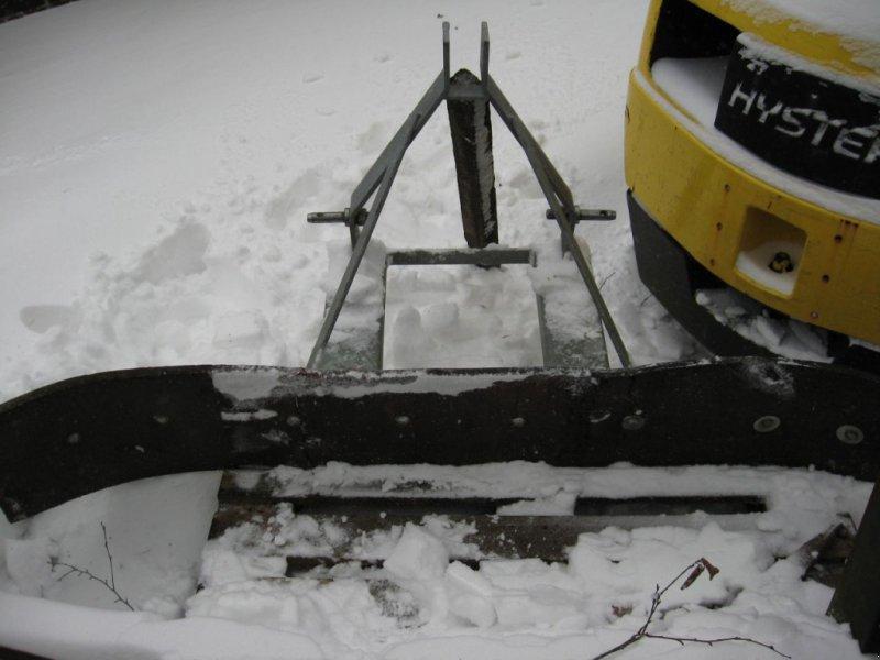 Schneepflug typu Sonstige -, Gebrauchtmaschine v Oldenzaal (Obrázok 1)