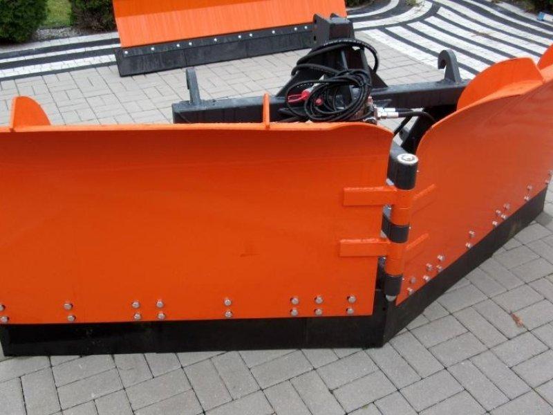 Schneepflug des Typs Sonstige Schneeschild Schneepflug Blech 6 mm Radlader Teleskoplader Lader, Neumaschine in Neuhardenberg (Bild 1)