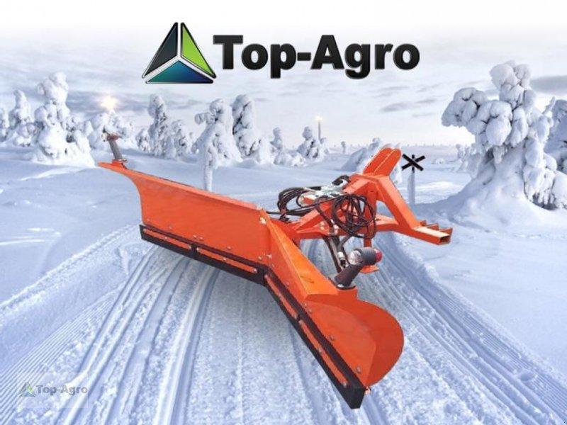 Schneepflug typu Top Agro Schneepflug Vario Hydraulisch 1,5M;1,8M;2,0M;2,2M !! AKTIONSPREIS, Neumaschine v Zgorzelec (Obrázok 1)