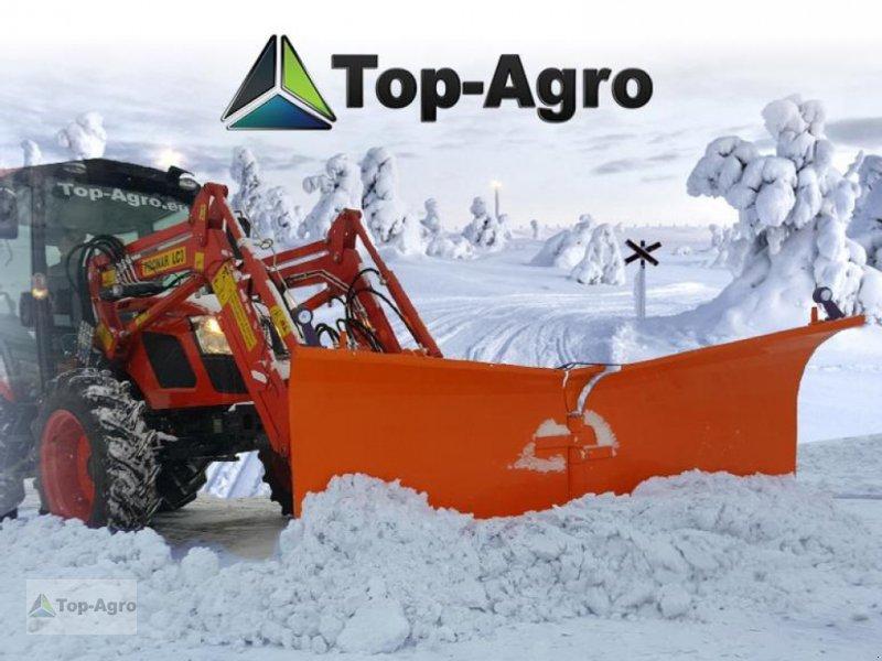Schneepflug typu Top Agro Schneeschild 1,82M hydraulisch VARIO Federklappung !!NEU!!, Neumaschine v Zgorzelec (Obrázok 1)