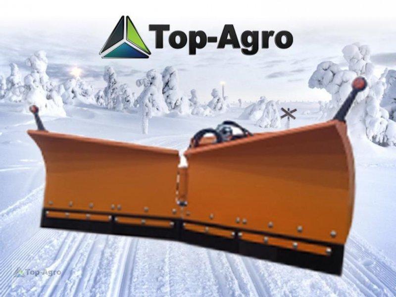 Schneepflug typu Top Agro Schneeschild Vario Schild Schneepflug 2,20m NEU AKTION WINTER 2021, Neumaschine w Zgorzelec (Zdjęcie 1)