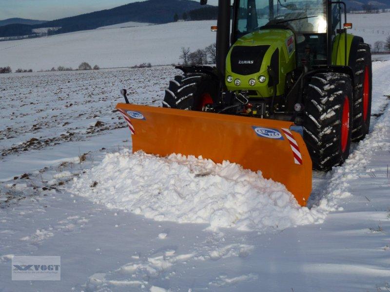 Schneeräumschild a típus AV-TEC SRF 2500 Schneeschild für Traktor-Frontlader (EURO-Norm), Neumaschine ekkor: Schmallenberg (Kép 1)