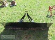 Schneeräumschild des Typs Eigenbau 255 cm KAT 2 Heckanbau mit Gummileiste, Gebrauchtmaschine in Feuchtwangen