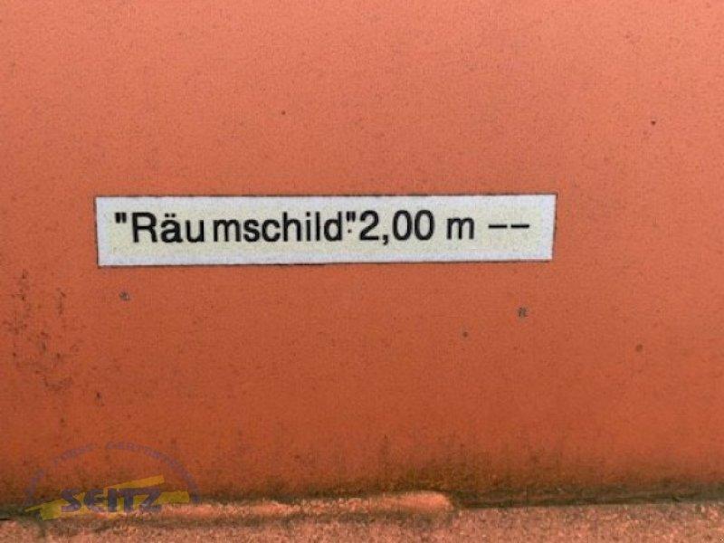Schneeräumschild typu Fehrenbach  Schneeräumschild 2,0 m, Gebrauchtmaschine v Lindenfels-Glattbach (Obrázok 4)