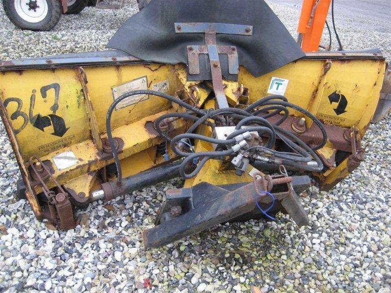 Schneeräumschild des Typs FM Gru 2,1 m V-plov, Gebrauchtmaschine in Hammel (Bild 1)