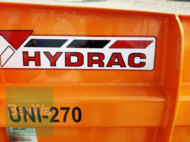 Schneeräumschild des Typs Hydrac Uni 270, Neumaschine in Tuntenhausen (Bild 5)