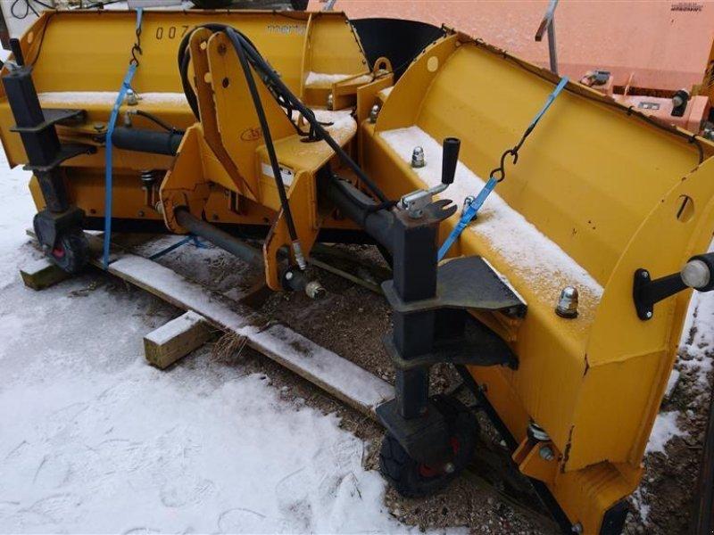 Schneeräumschild типа JST 3,5 V-plov Støttehjul, Gebrauchtmaschine в Hammel (Фотография 1)