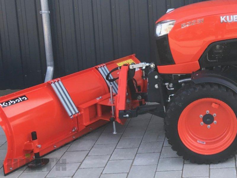 Schneeräumschild типа Kubota Schneeräumschild P1600WA 160cm, Neumaschine в Asbach-Bäumenheim (Фотография 1)