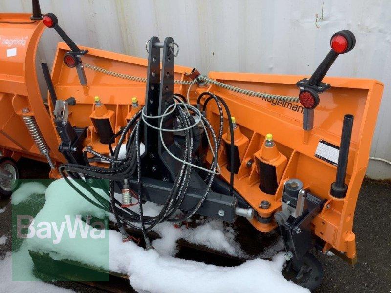 Schneeräumschild des Typs Kugelmann VS160/74, Neumaschine in Traunstein (Bild 1)