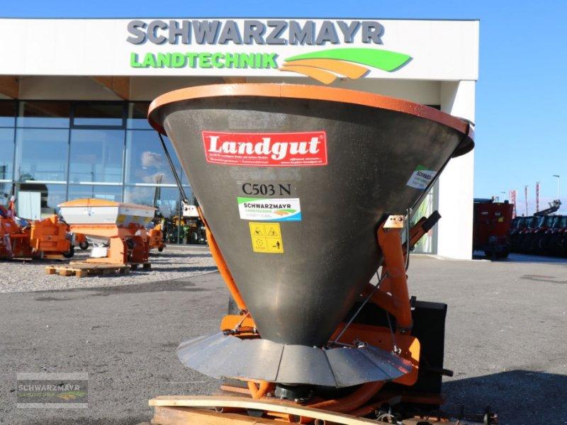 Schneeräumschild типа Landgut Streugerät C503N mech., Gebrauchtmaschine в Gampern (Фотография 1)