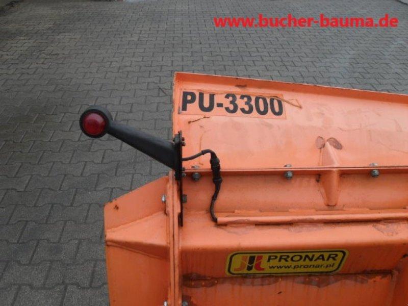 Schneeräumschild типа PRONAR PU 3300, Gebrauchtmaschine в Obrigheim (Фотография 5)