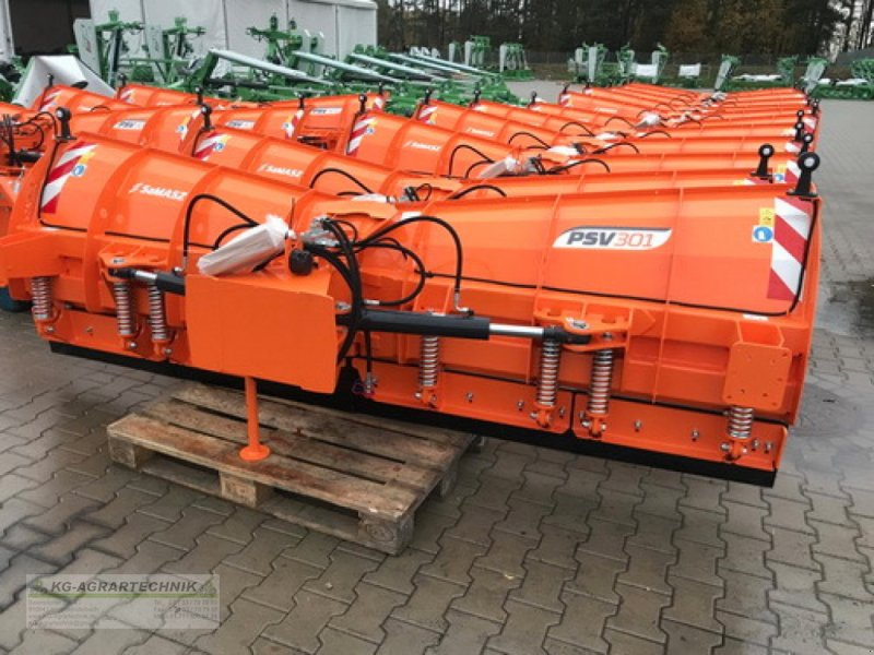 Фотография SaMASZ PSV 231 251 271 301 V-Schneeräumschild