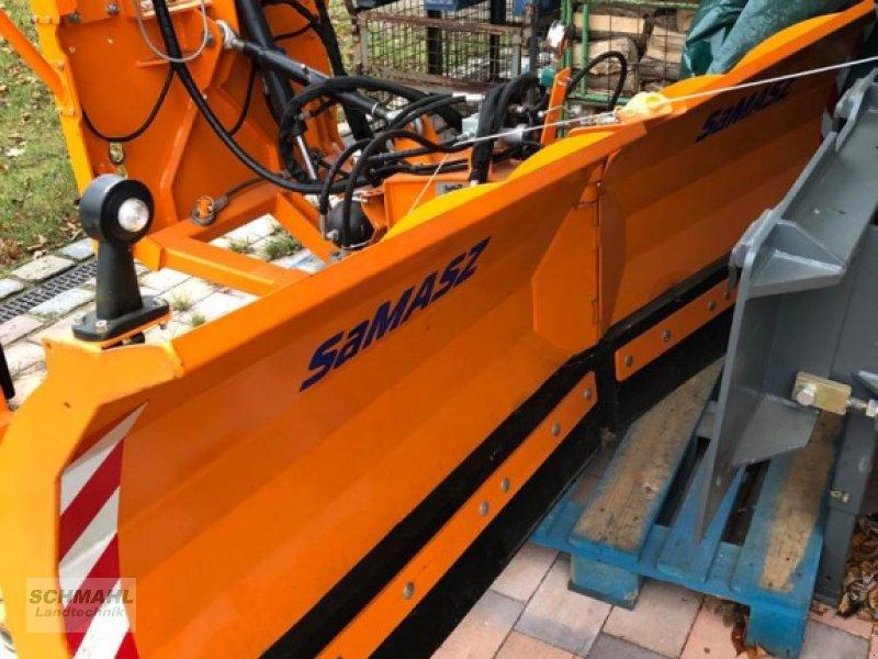 Schneeräumschild des Typs SaMASZ PSV 271 UP, Vorführmaschine in Woltersdorf (Bild 1)