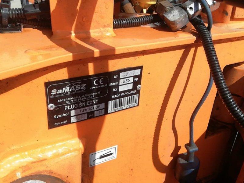 Schneeräumschild des Typs SaMASZ PSV 301, Gebrauchtmaschine in Günzach (Bild 3)