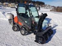 Sonstige Husqvarna Rider P525D Kabine mit Zubehör Lama curățat zăpada