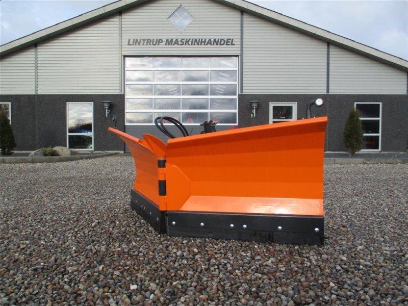 Schneeräumschild типа Sonstige VSHL250 V-plov gummiklapskær Diodelys, Gebrauchtmaschine в Lintrup (Фотография 1)