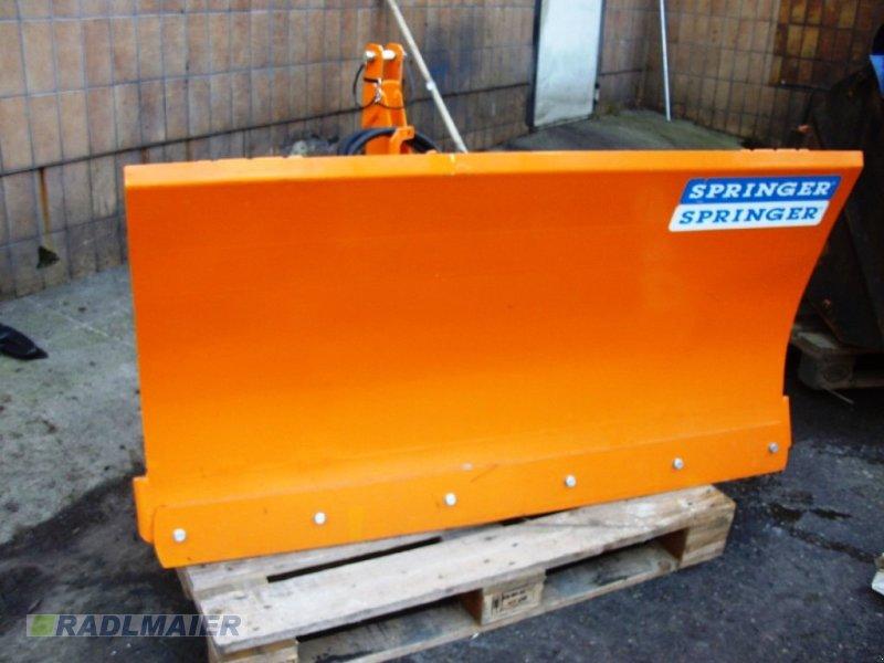 Schneeräumschild des Typs Springer SL 1500, Gebrauchtmaschine in Babensham (Bild 1)