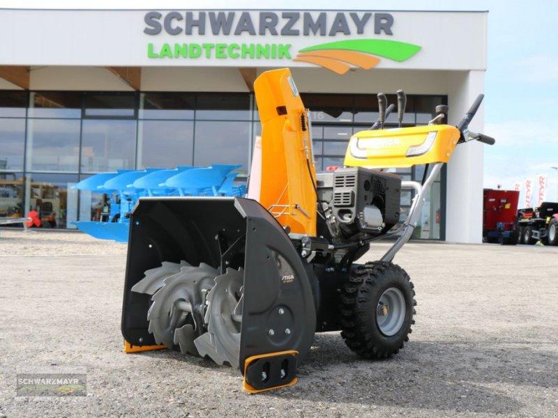 Schneeräumschild des Typs Stiga ST5262P Schneefräse, Neumaschine in Gampern (Bild 1)