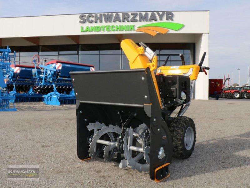 Schneeräumschild des Typs Stiga ST7276PH Schneefräse, Neumaschine in Gampern (Bild 1)