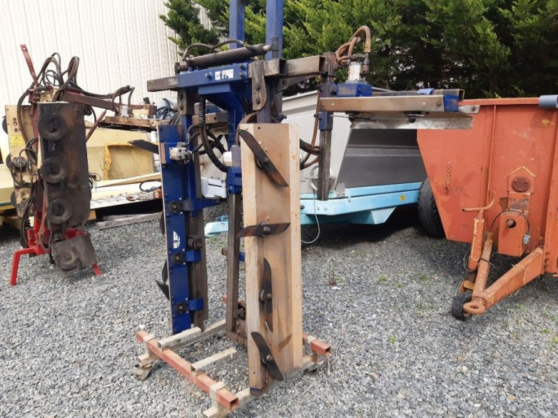 Schneidgerät des Typs Binger 2 demi rgs, Gebrauchtmaschine in le pallet (Bild 4)