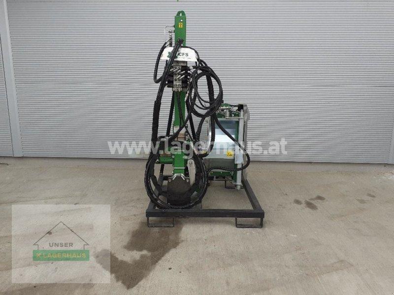 Schneidgerät des Typs Sonstige ENTLAUBER MIT JOYSTICK, Gebrauchtmaschine in Wolkersdorf (Bild 6)