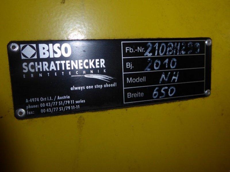 Schneidwerk typu Biso VX 650 Crop Ranger, Gebrauchtmaschine w Taucha (Zdjęcie 3)