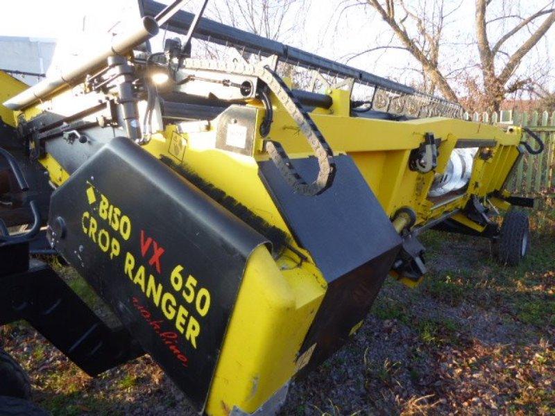 Schneidwerk des Typs Biso VX 650 Crop Ranger, Gebrauchtmaschine in Taucha (Bild 1)