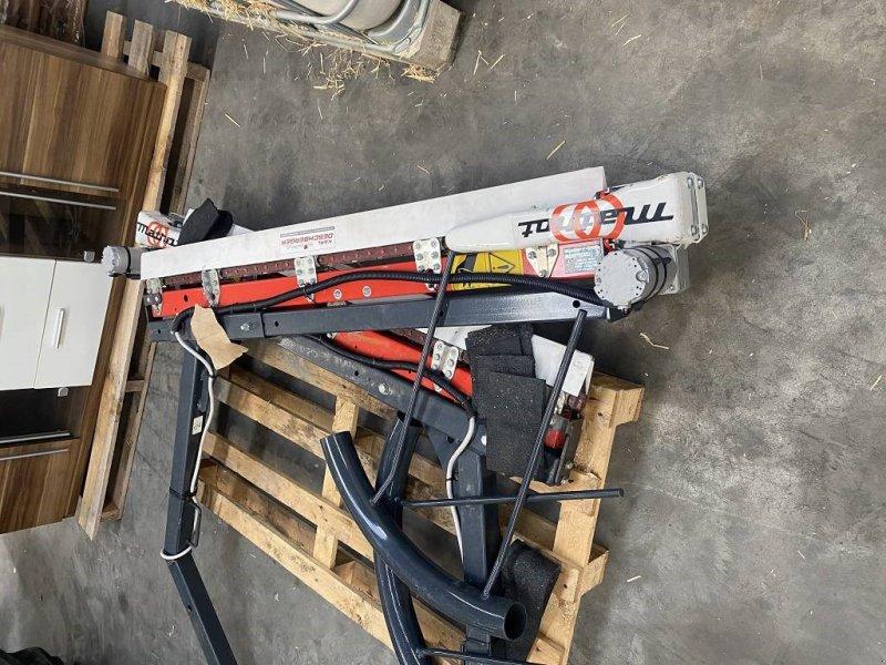 Schneidwerk des Typs Capello Capello Rapstrenner elektrisch, Gebrauchtmaschine in Schutterzell (Bild 1)