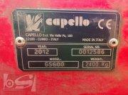 Capello GS 600 Schneidwerk