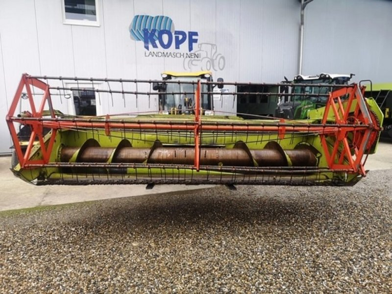 Schneidwerk типа CLAAS 3,6 m passend an Mercator, Gebrauchtmaschine в Schutterzell (Фотография 1)