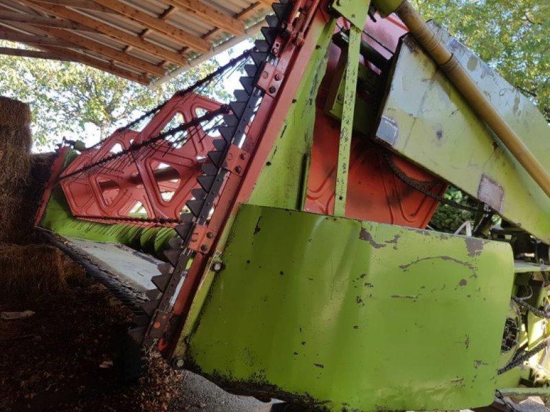 Schneidwerk типа CLAAS 5,10 m Rapstisch, Gebrauchtmaschine в Schutterzell (Фотография 1)