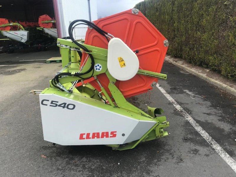 Schneidwerk des Typs CLAAS C 540 klappbar, Gebrauchtmaschine in Schutterzell (Bild 1)